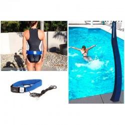 Nadador estático Elastic Swimmer Gre PTR84
