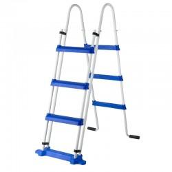 Escalera de seguridad 120cm 2×3 peldaños GRE ES1100