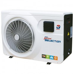Bomba de calor JetLine Selection Inverter Poolex