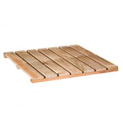 Tarima de madera de pino