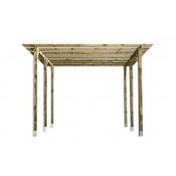 Kit Pérgola de madera varios tamaños