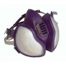 Mascara de seguridad cloro