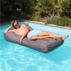 Tumbona flotante para piscina Wave Sunvibes