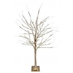 Árbol de Navidad con luz Hanko