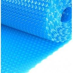 Manta térmica para piscina Geobubble azul