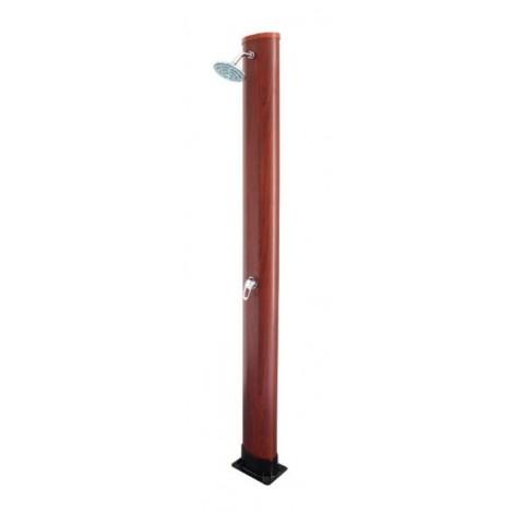 Ducha solar aspecto madera 35 litros GRE AR1035W