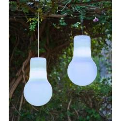 Lámpara colgante de exterior Balby Hang
