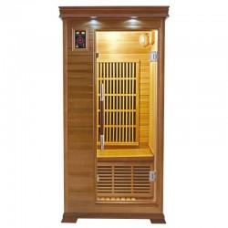 Sauna infrarrojos Poolstar Luxe 1 persona