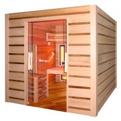 Sauna Infrarrojos Combi Access Holl's