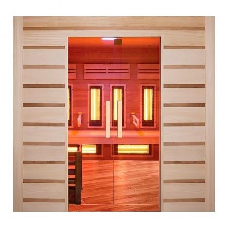 Sauna de infrarrojos + vapor Holl s Combi Access  8e73751bf658