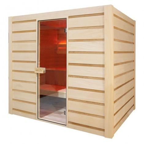 Sauna de vapor Holl s Eccolo 6 personas  ec3ee1e046f6