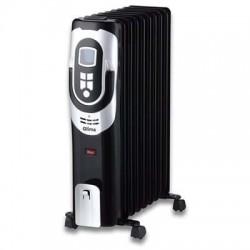 Radiador de aceite Qlima Eor1515 LCD