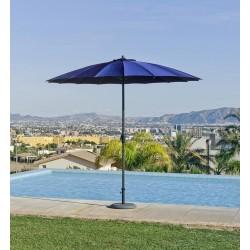 Parasol Estepona 270 Hevea azul