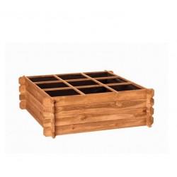 Huerto urbano madera Seed Planter 120 cm