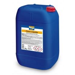 Cloro liquido QP 30 litros