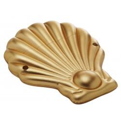 concha-hinchable-dorada-piscina-colchoneta