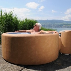 SPA Softub Sportster 140 2 plazas