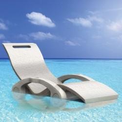 Tumbona flotante para jardín y piscina Serendipity Arkema
