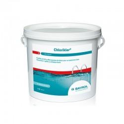 Cloro rápido pastillas efervescentes Chloriklar Bayrol 5 Kg