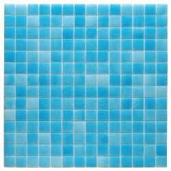 Gresite piscina Hisbalit antideslizante efecto niebla Caribe