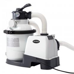 Depuradora de arena Krystal Clear 4.500 l/h Intex 28644