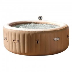 Spa hinchable PureSpa Bubble Therapy Intex 28404EX