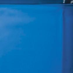 Liner azul piscina GRE ovalada altura 120cm 75/100