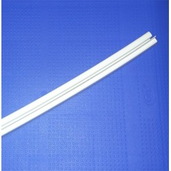 Perfil PVC flexible blanco piscina GRE PCF001440BP
