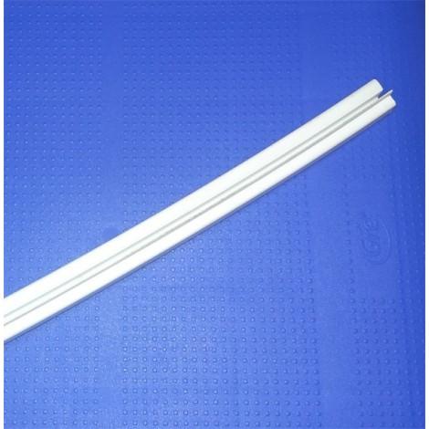 PCF - PERFIL PVC FLEXIBLE BLANCO L-1440