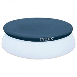 Cubierta circular piscina Intex hinchable Easy Set