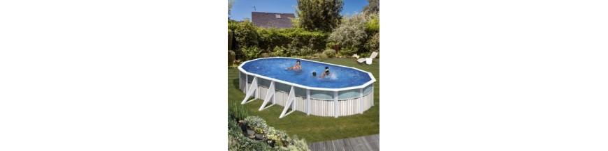 Recambios piscinas ovaladas celosia 120 cm 500x300x120 for Recambios piscinas desmontables