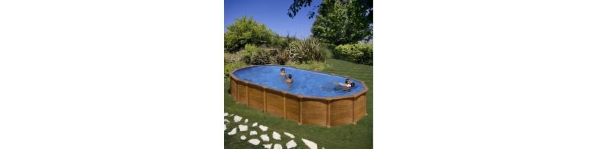 Recambios piscina imitaci n madera omegas 610x375x132 for Recambios piscinas desmontables