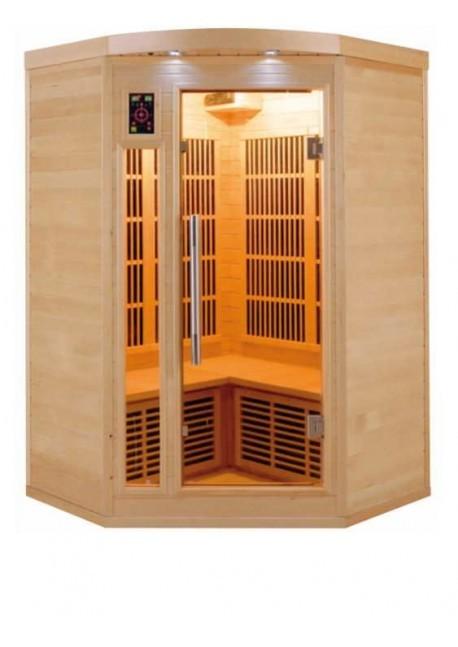 Saunas de infrarrojos y vapor